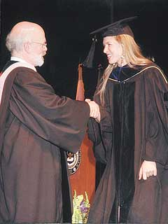 2005 - R. Kennedy Graduate Award, Bowling Green State University, OH